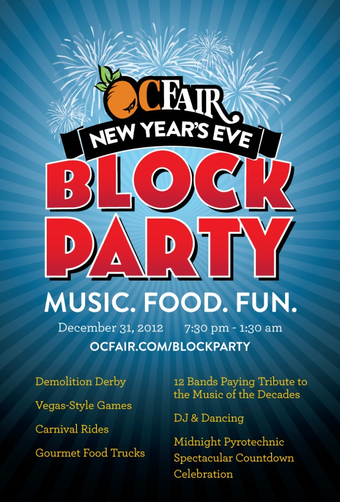 NYE Block Party!
